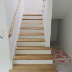 Bibice - Schody drewniane - realizacje 2019